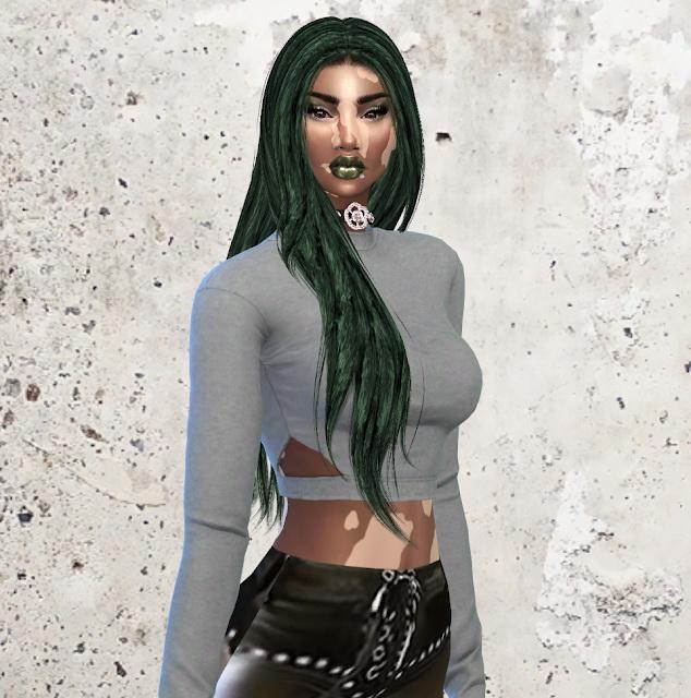 Let Loose Hair Recolor at Teenageeaglerunner image 756 Sims 4 Updates