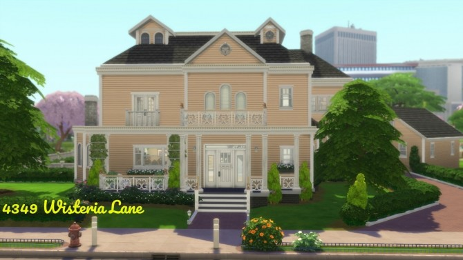 Returning To Wisteria Lane Five Houses By Carldillynson