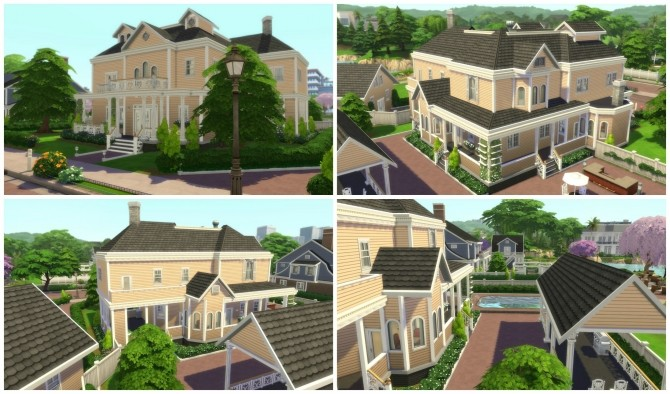 Returning to Wisteria Lane (Five Houses) by CarlDillynson at Mod The Sims image 767 670x394 Sims 4 Updates