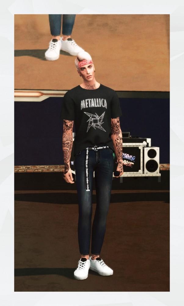 Sims 4 T Shirt at Gorilla