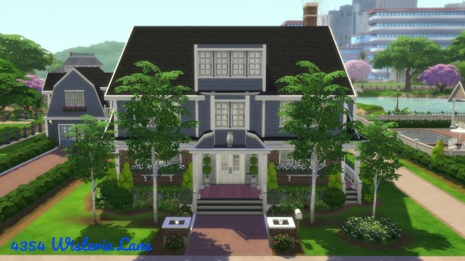 Returning to Wisteria Lane (Five Houses) by CarlDillynson at Mod The Sims image 8111 670x377 Sims 4 Updates
