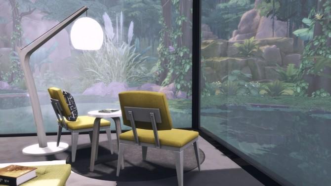 Sims 4 Modern minimalist house at Harrie