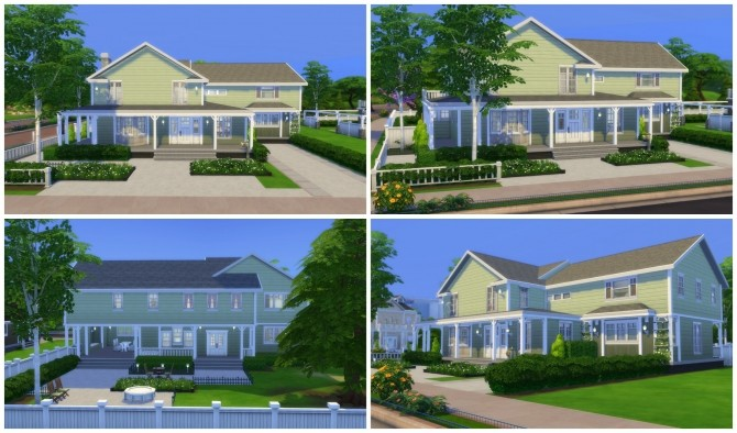 Returning to Wisteria Lane (Five Houses) by CarlDillynson at Mod The Sims image 845 670x394 Sims 4 Updates