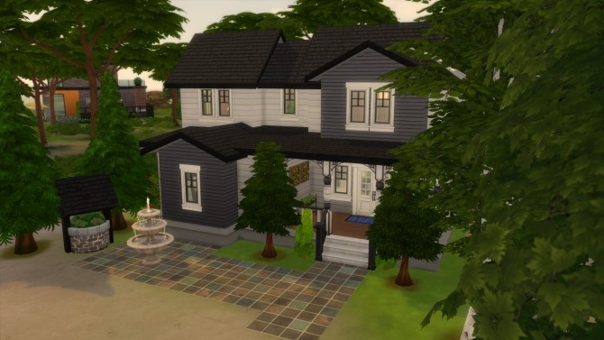 The decades challenge 1920s house by iSandor at Mod The Sims image 864 670x377 Sims 4 Updates