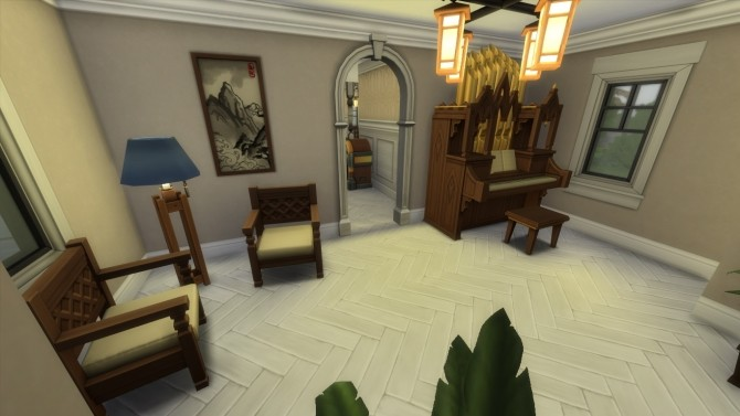 The decades challenge 1920s house by iSandor at Mod The Sims image 884 670x377 Sims 4 Updates