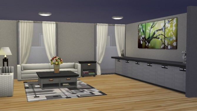 Contemporary Carlisle home by lolakret at Mod The Sims image 8910 670x377 Sims 4 Updates