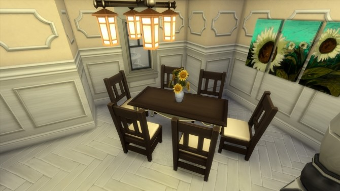 The decades challenge 1920s house by iSandor at Mod The Sims image 894 670x377 Sims 4 Updates
