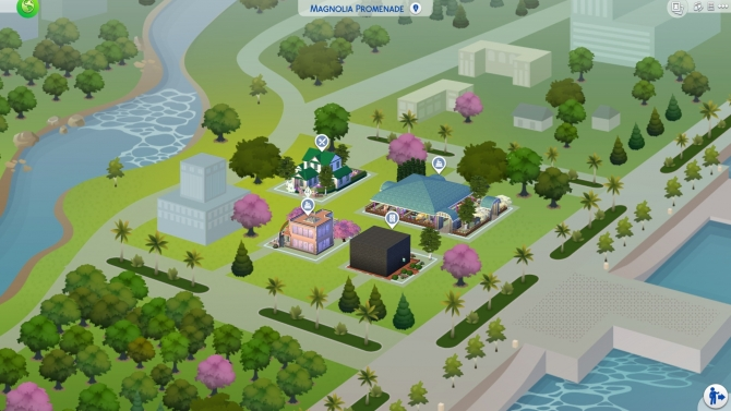 the sims 4 new world free download