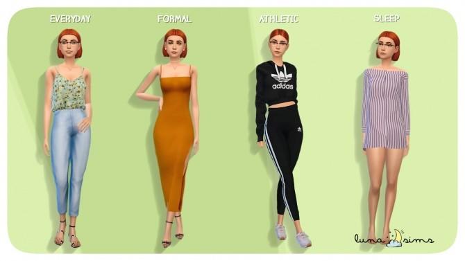 Sims 4 Townies Mod