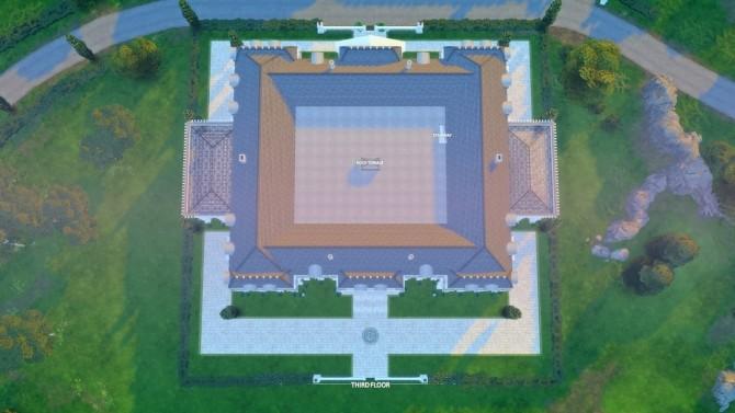 MARBLE HILL MANSION at Milja Maison image 989 670x377 Sims 4 Updates