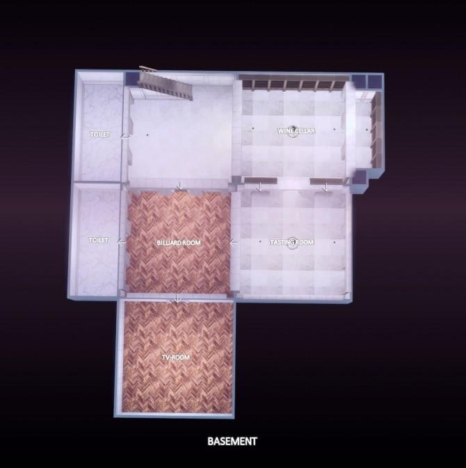MARBLE HILL MANSION at Milja Maison image 999 670x673 Sims 4 Updates