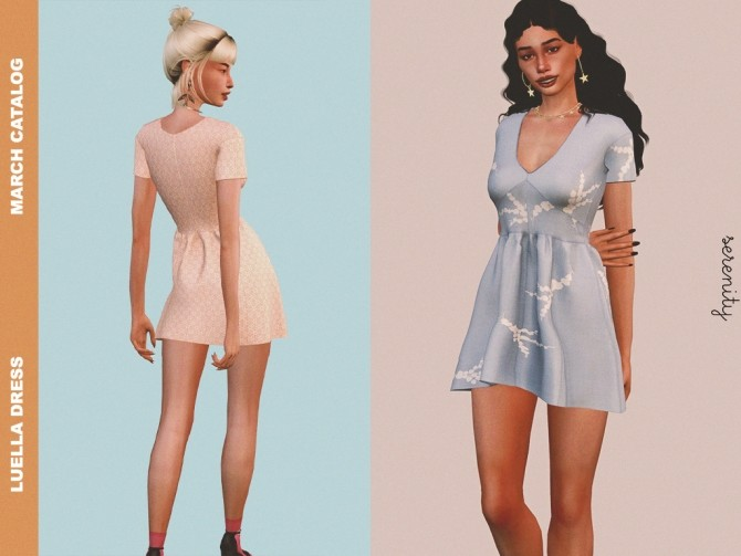 March Catalog at SERENITY image 10614 670x503 Sims 4 Updates