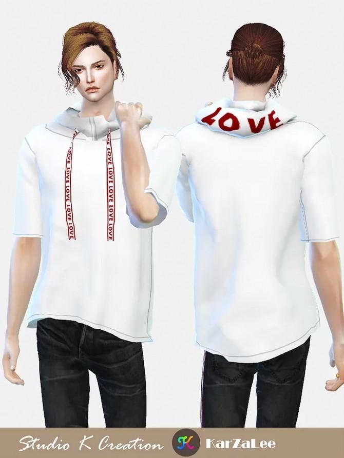 Sims 4 Giruto 73 Hoodie Sweater at Studio K Creation