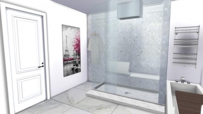 Sims 4 ELEGANT BATHROOM at Dinha Gamer
