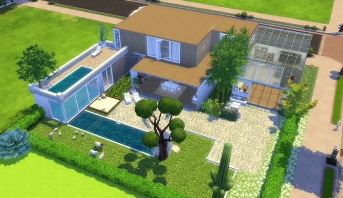 Concept Home 2 at Guijobo image 11913 670x387 Sims 4 Updates