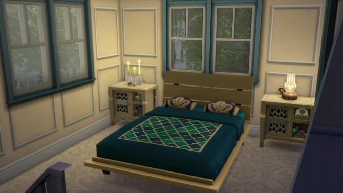 Buttercup Victorian Starter Home by Christine11778 at Mod The Sims image 1219 670x377 Sims 4 Updates