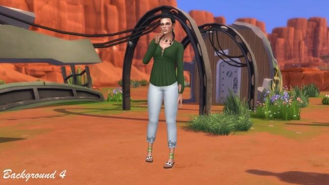 CAS Backgrounds Stranger Ville at Annett's Sims 4 Welt image 1252 670x377 Sims 4 Updates