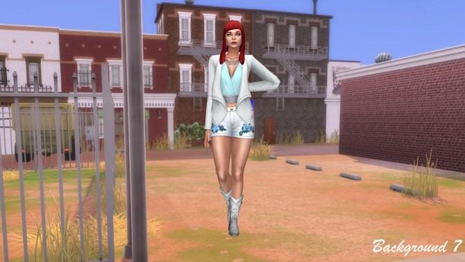 CAS Backgrounds Stranger Ville at Annett's Sims 4 Welt image 1262 670x377 Sims 4 Updates