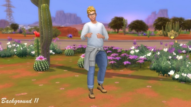 CAS Backgrounds Stranger Ville at Annett's Sims 4 Welt image 1282 670x377 Sims 4 Updates