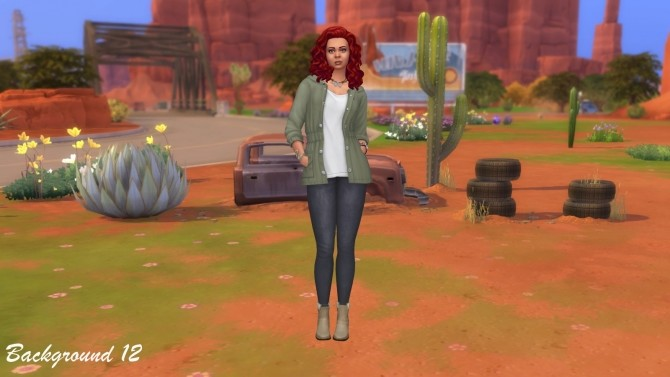 CAS Backgrounds Stranger Ville at Annett's Sims 4 Welt image 1292 670x377 Sims 4 Updates