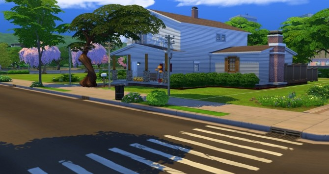 Sims 4 Erins House from Ciem Inferno house by BulldozerIvan at Mod The Sims