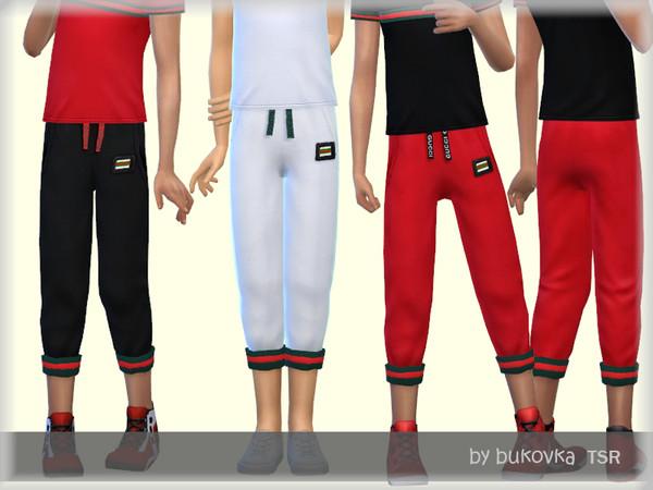 Pants crop Gu by bukovka at TSR image 1319 Sims 4 Updates