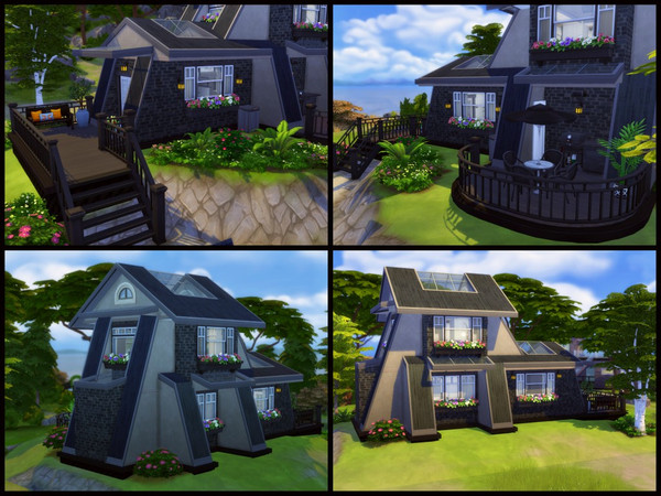 Tiny home by sparky at TSR image 1369 Sims 4 Updates