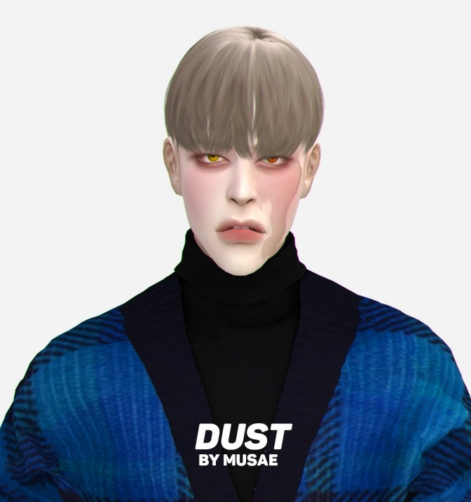 Sims 4 Dust Hair at EFFIE