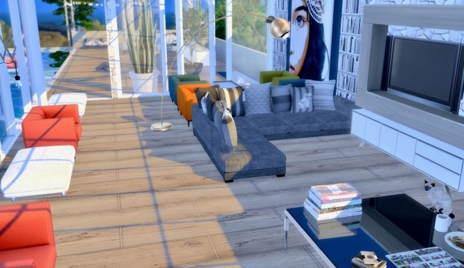 Concept Home 1 at Guijobo image  Sims 4 Updates