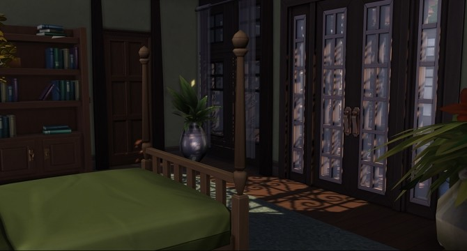 Sims 4 Creek Cottage Dream No CC by Lyralei at Mod The Sims