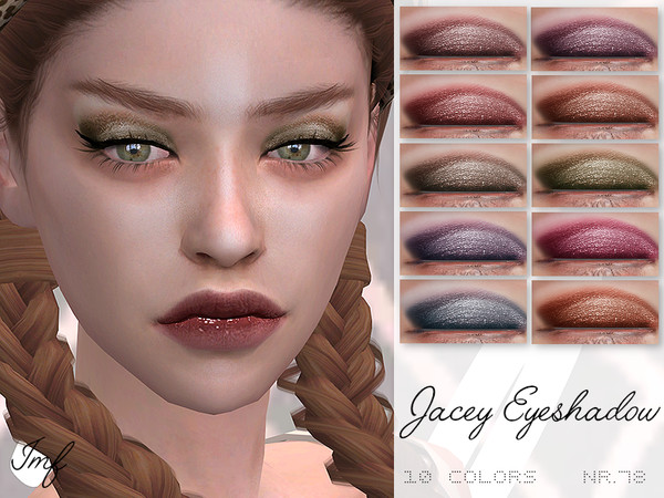 Sims 4 IMF Jacey Eyeshadow N.78 by IzzieMcFire at TSR