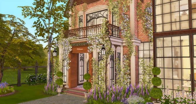 Charming Family Home at Ruby's Home Design image 1675 670x355 Sims 4 Updates