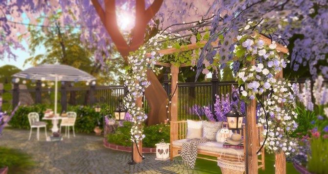 Charming Family Home at Ruby's Home Design image 1685 670x355 Sims 4 Updates