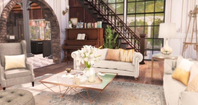 Charming Family Home at Ruby's Home Design image 1705 670x355 Sims 4 Updates