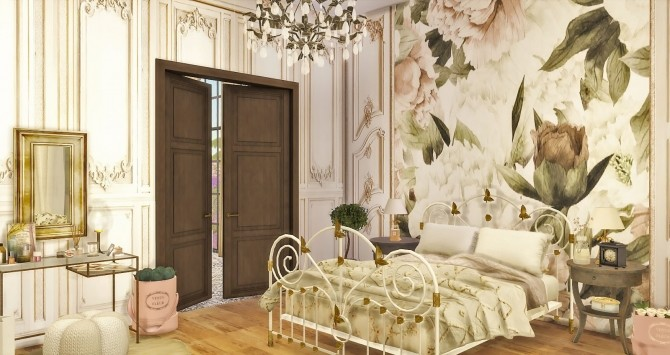 Sims 4 Charming Family Home at Ruby's Home Design