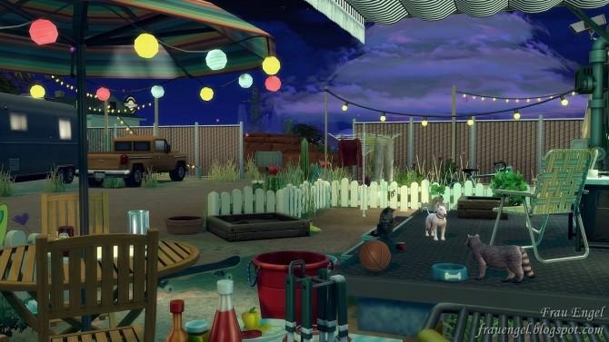 Sims 4 Stranger Ville Trailer Two versions at Frau Engel