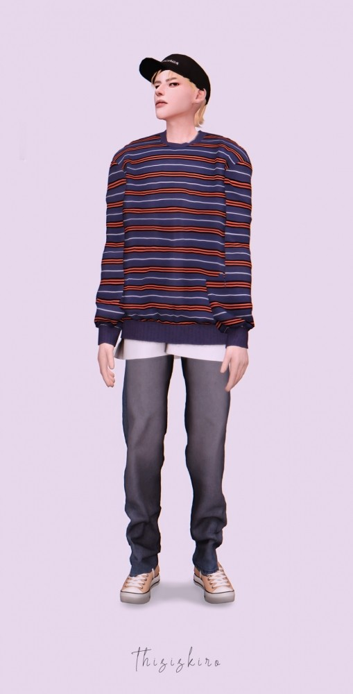 MTM & Wide Legged Trousers at Kiro image 1754 509x1000 Sims 4 Updates