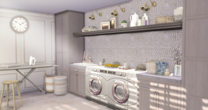 Charming Family Home at Ruby's Home Design image 1764 670x355 Sims 4 Updates