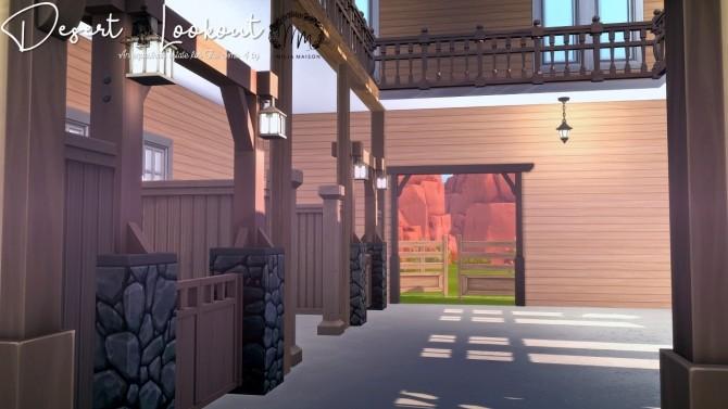 DESERT LOOKOUT at Milja Maison image 1773 670x377 Sims 4 Updates