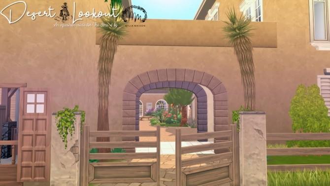 DESERT LOOKOUT at Milja Maison image 1783 670x377 Sims 4 Updates