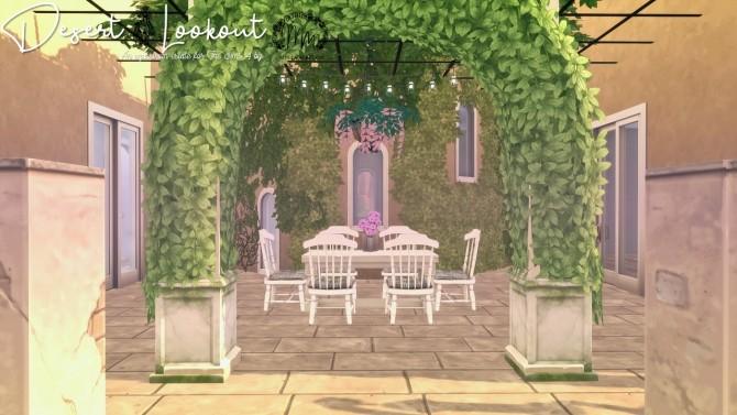 DESERT LOOKOUT at Milja Maison image 1793 670x377 Sims 4 Updates