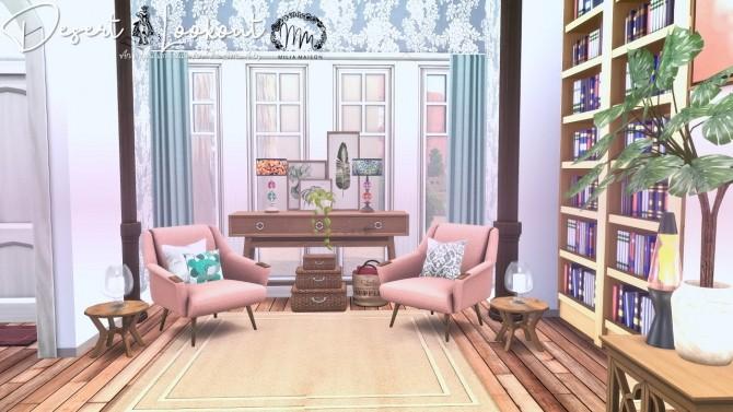 DESERT LOOKOUT at Milja Maison image 1803 670x377 Sims 4 Updates