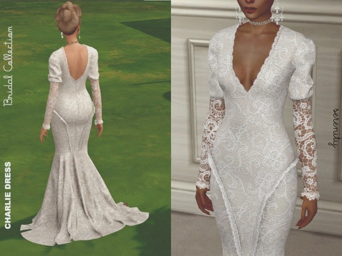 Bridal Collection At Serenity Sims 4 Updates