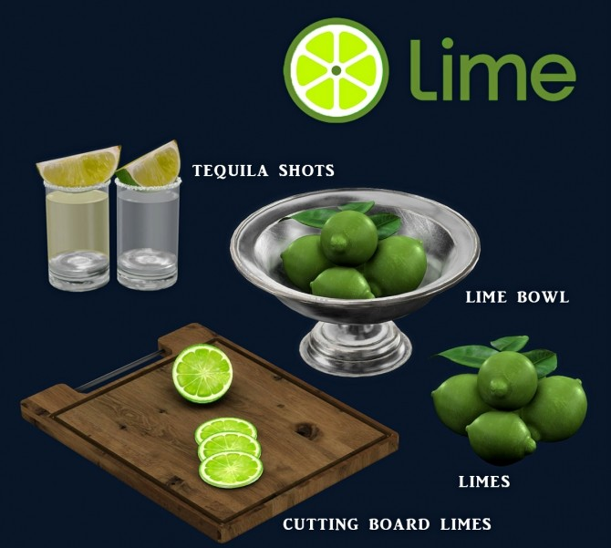 Sims 4 Lime (P) at Leo Sims