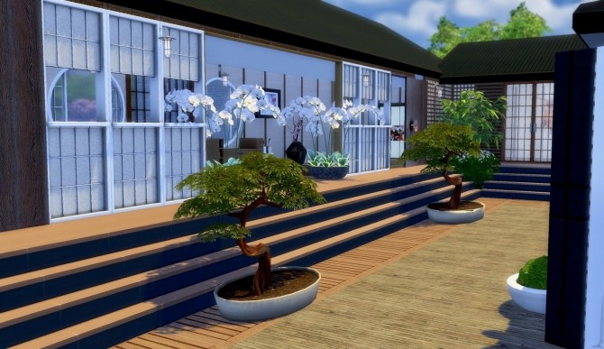 Sims 4 Red Dragon House at Guijobo