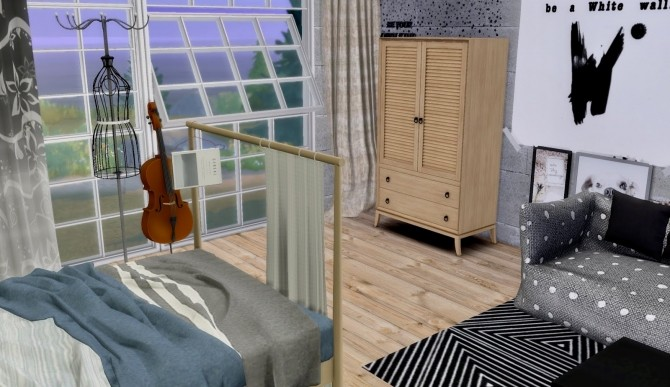 Sims 4 Renovated Lighthouse Museum at Guijobo
