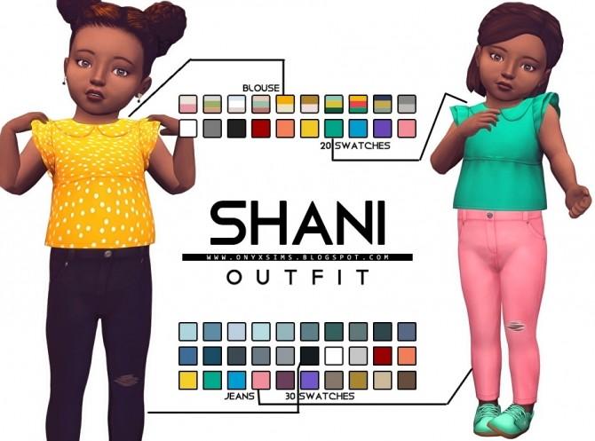 Toddler Shani Set at Onyx Sims image 2591 670x497 Sims 4 Updates