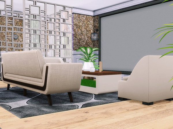 Cactus Valley house by MychQQQ at TSR image 2719 Sims 4 Updates