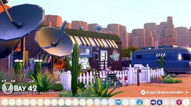 Strangerville Community And Residential Lot Dump At Simsational Designs 187 Sims 4 Updates