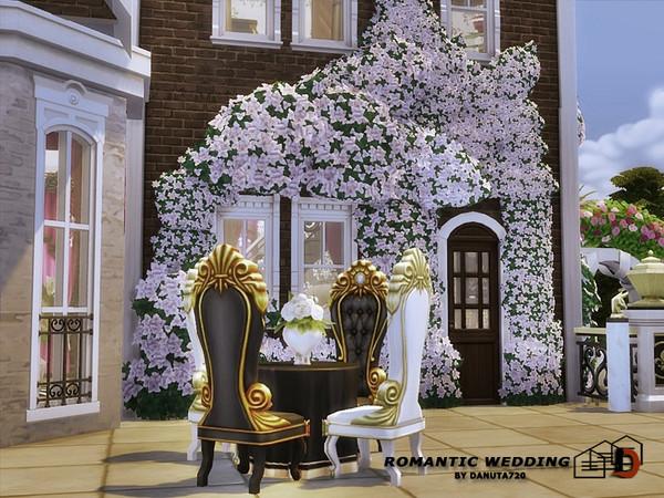 Romantic Wedding club by Danuta720 at TSR image 3130 Sims 4 Updates